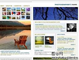 优秀图片网_欧美网页模板