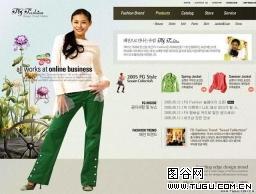 韩国超级女生服饰赞选购模板