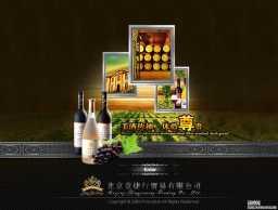 葡萄酒红酒销售网站