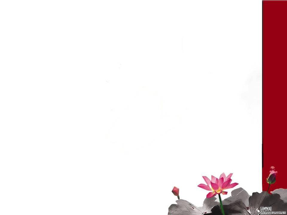 ppt背景图片古典美女 古典风ppt背景图片