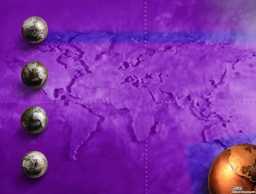 紫色PPT模板