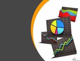 金融数据PPT模板