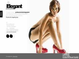 Elegant性感女性摄影网